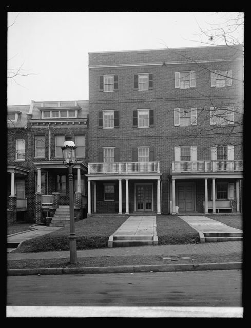 Smallwood, 2321 Ashmead, [Washington, D.C.]