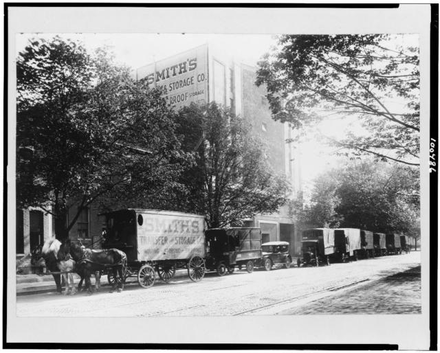 [Smith Transfer and Storage Co., 13th & U Streets, N.W., Washington, D.C.]