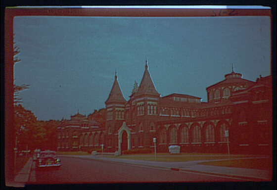Smithsonian Institution. Arts and Industries Building