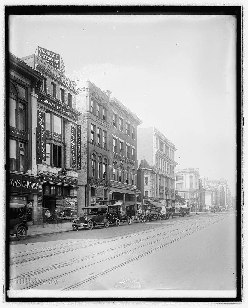 Standard Eng. Co. bldg., 1212 G, N.W., [Washington, D.C.]