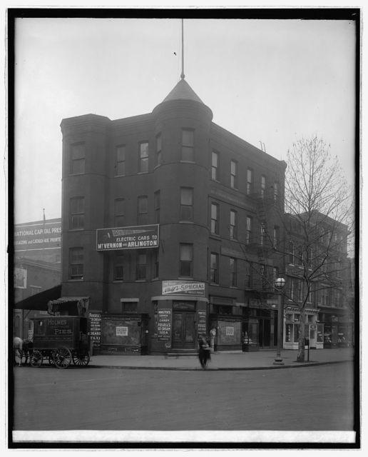 Standard Eng. Co., Minister bldg., [12th St., N.W., Washington, D.C.]