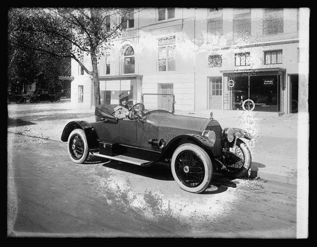 Stutz Roadster, 1920