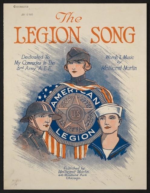 The  legion song