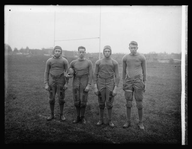 Troske, Lahn, Mathew, Gripp, Gallaudet, [Washington, D.C.], 1920