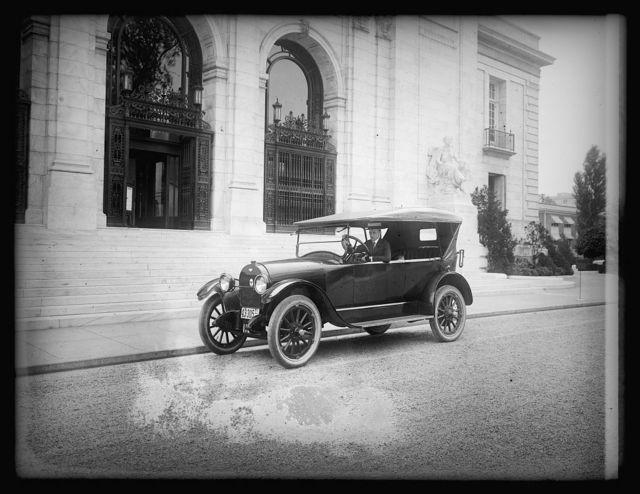 Tulsa car, 1920