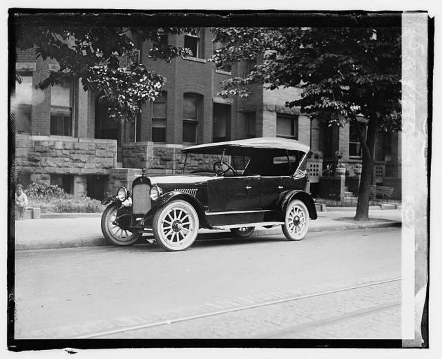 Vogue Car, 1920