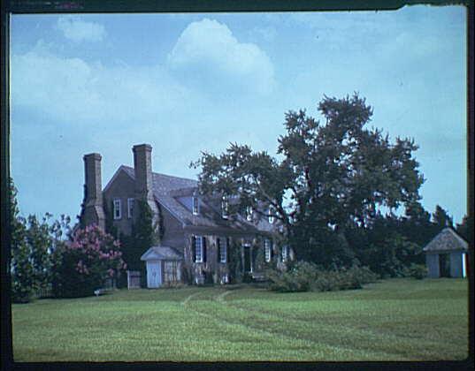 Wakefield, Virginia, George Washington's birthplace. View of Wakefield IV
