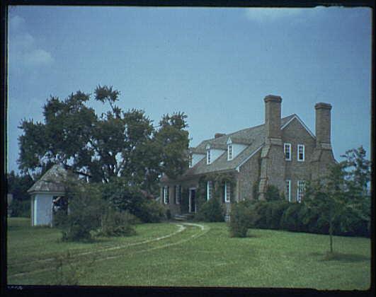 Wakefield, Virginia, George Washington's birthplace. View of Wakefield VI