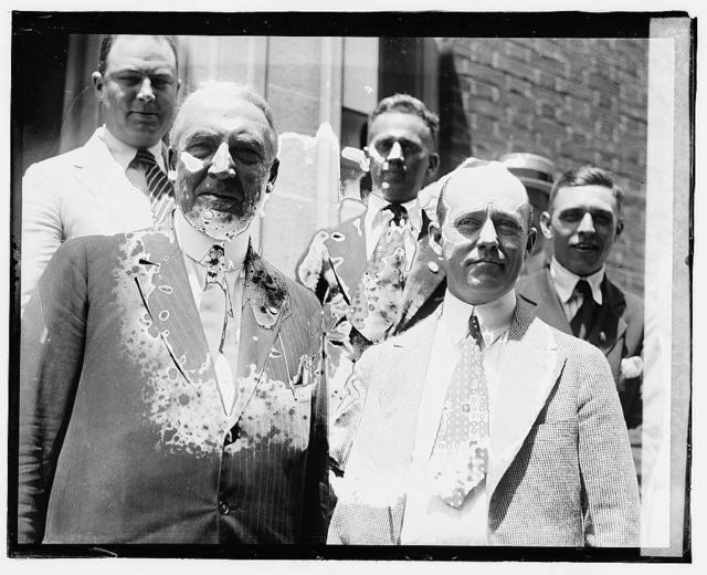 Warren G. Harding & Jas. Sloan