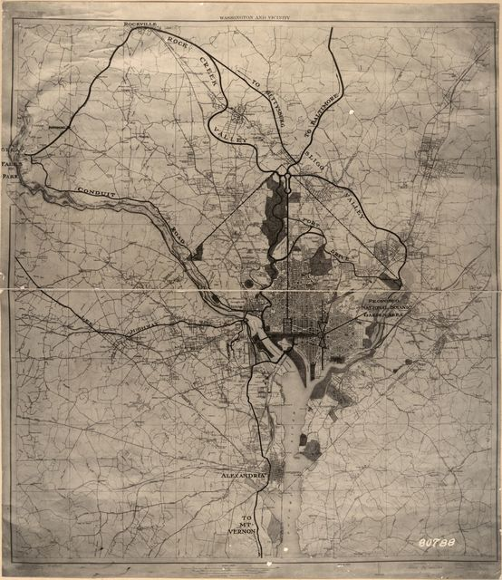 Washington and vicinity, Maryland, District of Columbia, Virginia.