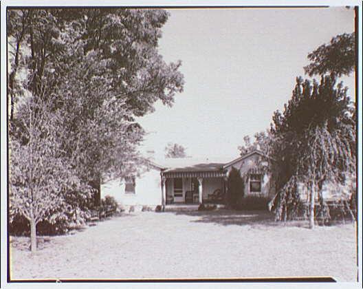 Waverly Sanatorium. Exterior of Waverly Sanatorium II