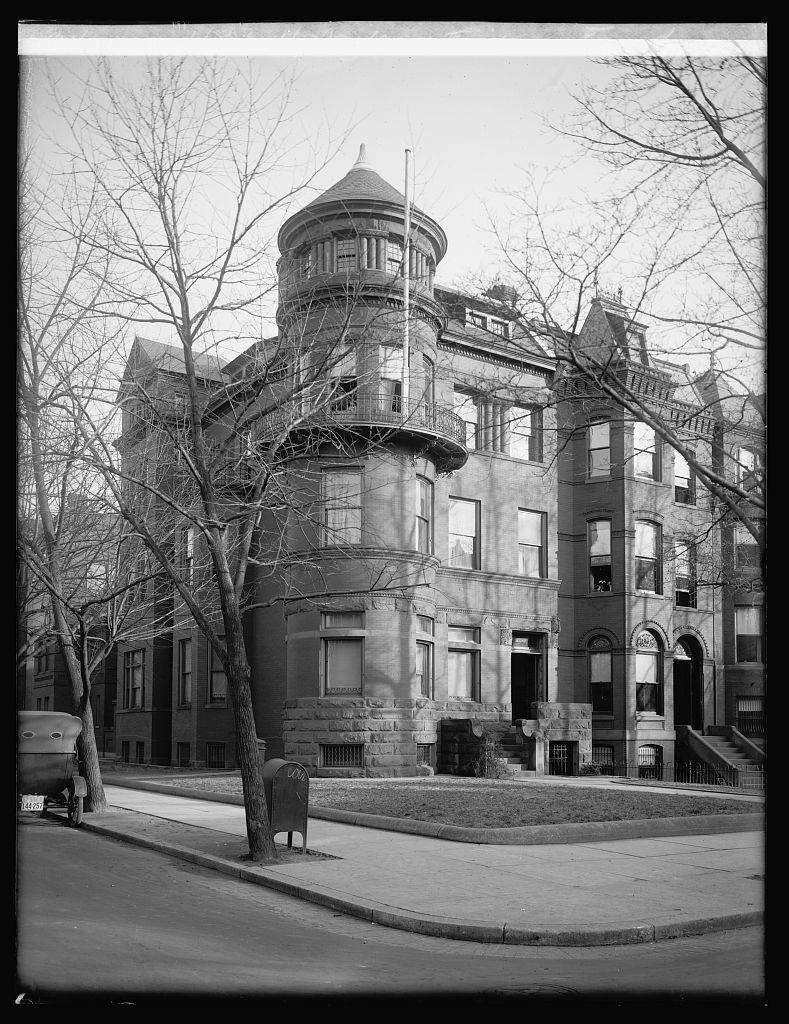 1633 16[th] St., N.W., [Washington, D.C.], Embassy Ecuador
