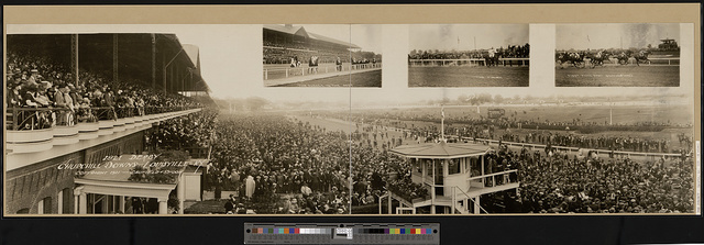1921 Derby, Churchill Downs, Louisville, Ky.