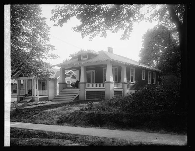 9 Elm St., Takoma [Park, Maryland]