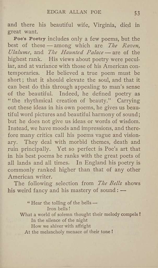A brief American literature,