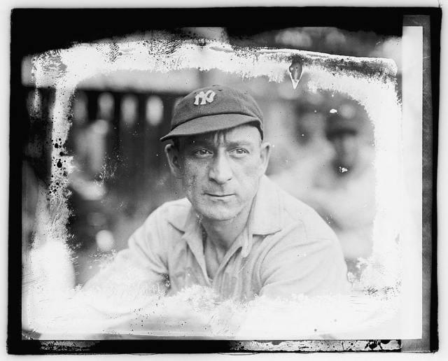 A.A. Wood, Trainer, N.Y., 1921