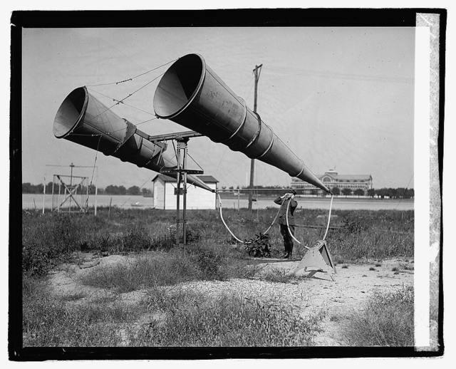 Amplifiers, Bolling Field