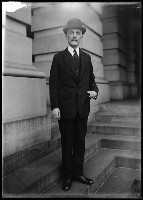 [Andrew W. Mellon. U.S. Capitol, Washington, D.C.]
