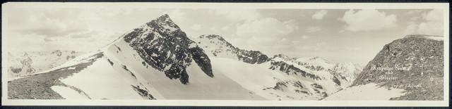 Arapahoe Peaks and Glacier