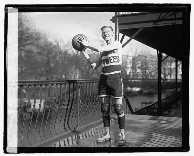 Atherton, Yankees, 1921
