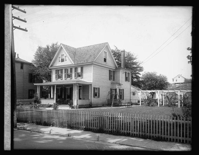 Balberg house, Hyattsville, [Maryland]