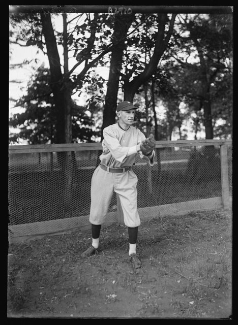Baseball player, Silver Spring