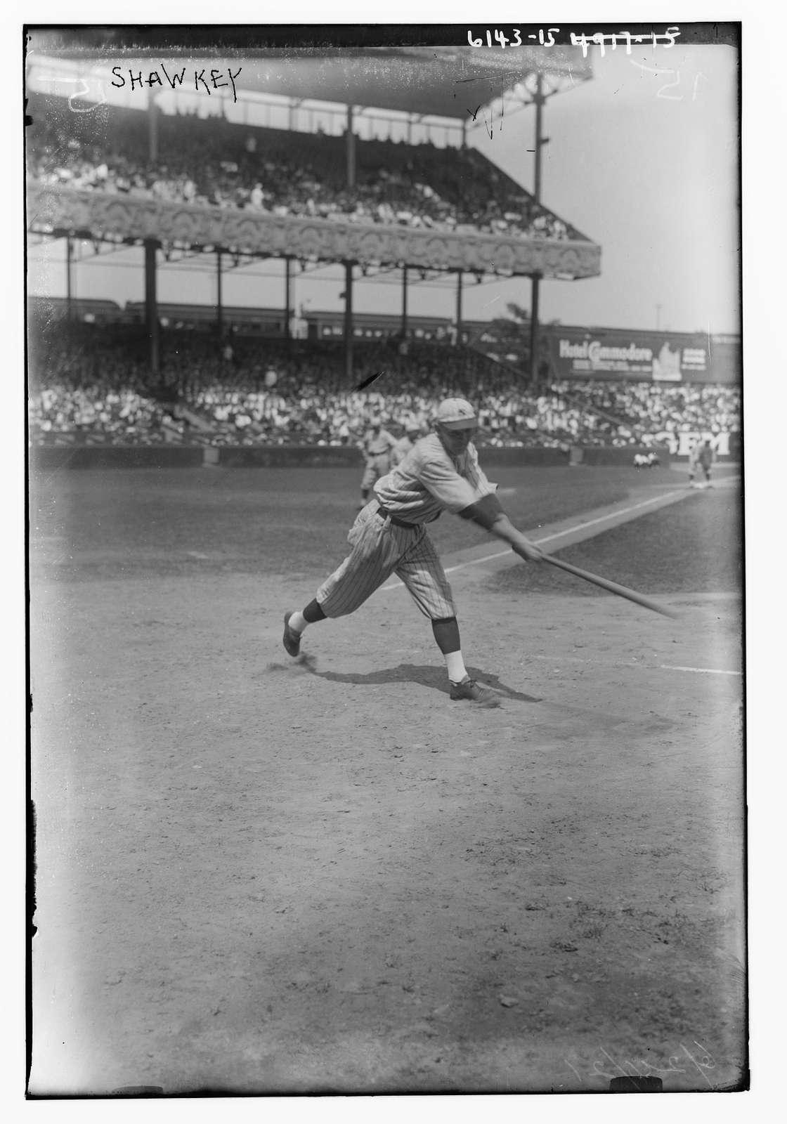 Bob Shawkey, New York AL (baseball)