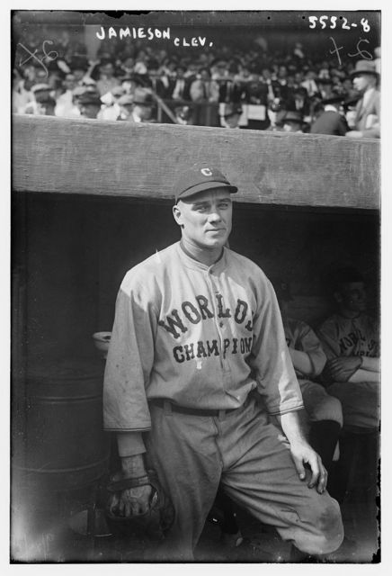 [Charlie Jamieson, Cleveland AL (baseball)]