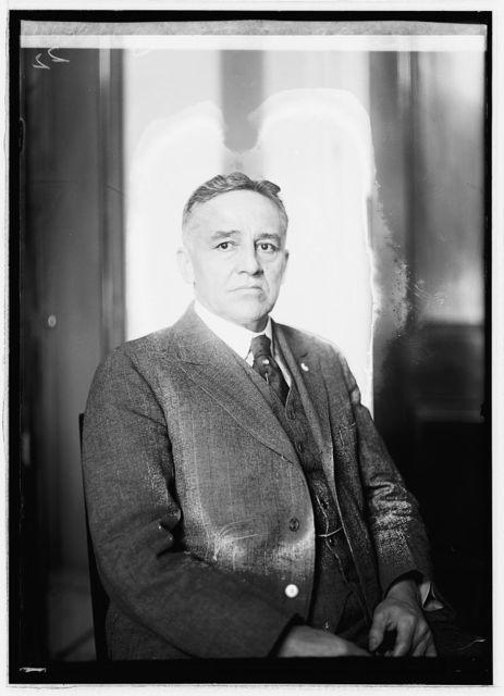 Chas. D. Carter, Okla.