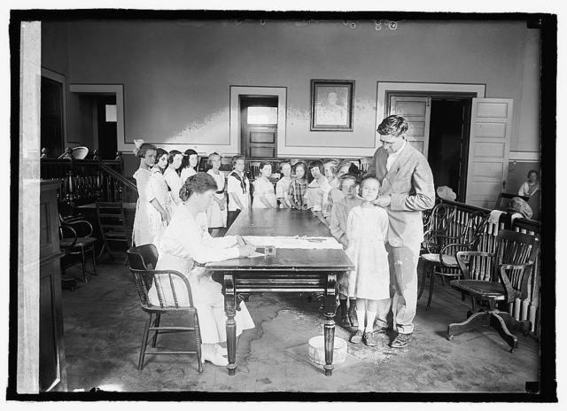 Dr. Bauldwin [i.e., Baldwin?], Pub. Health Service