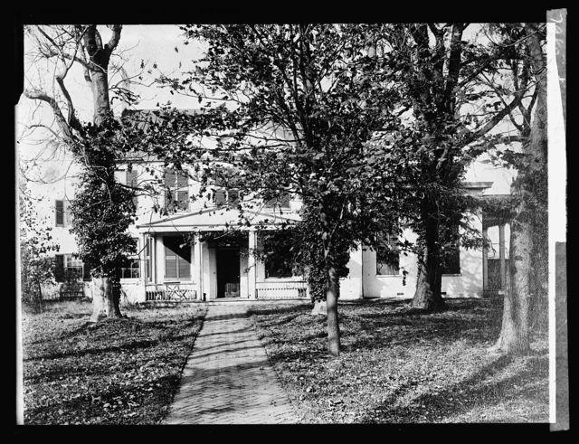 Duncanson[?] Mansion