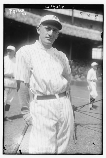 [Frankie Frisch, New York NL (baseball)]