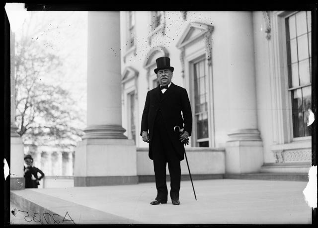 Gomez [White House, Washington, D.C.]