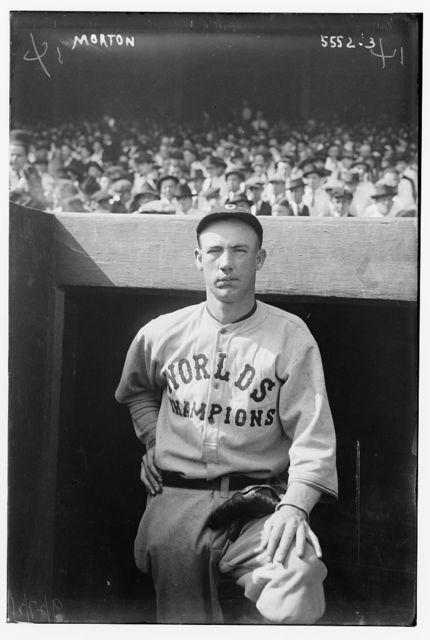 [Guy Morton Sr., Cleveland AL (baseball)]