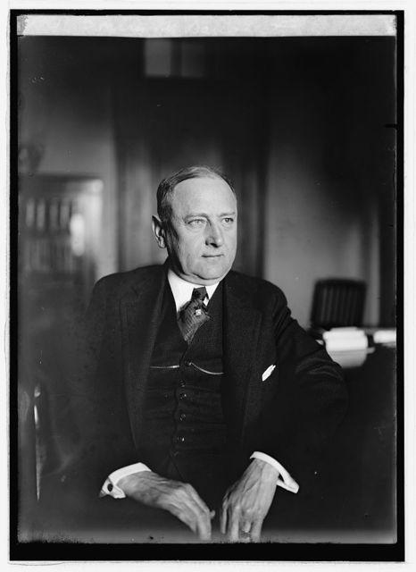 Harry M. Daugherty