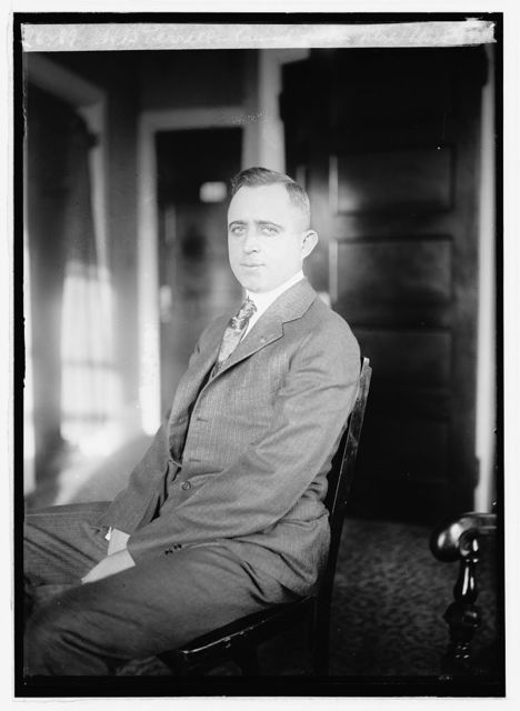 H.B. Terrell, Counsel for Ku Klux Klan