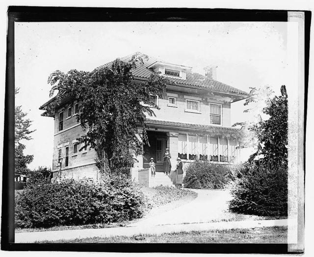 Home of Jas. J. Davis, Moosehead