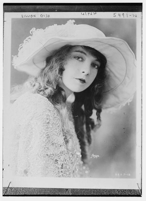 Lillian Gish, 6/29/21