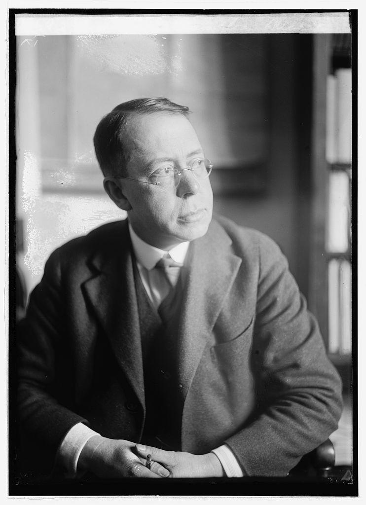 Louis C. Crampton, Mich.