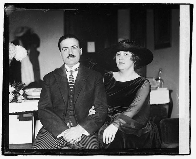 M. & Madam Andre Touzet