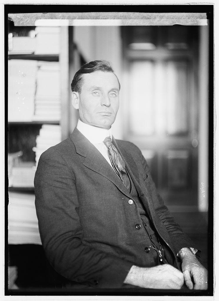 Melvin O. McLaughlin, Nebraska