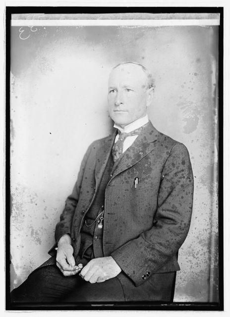 Morgan G. Sanders, Texas