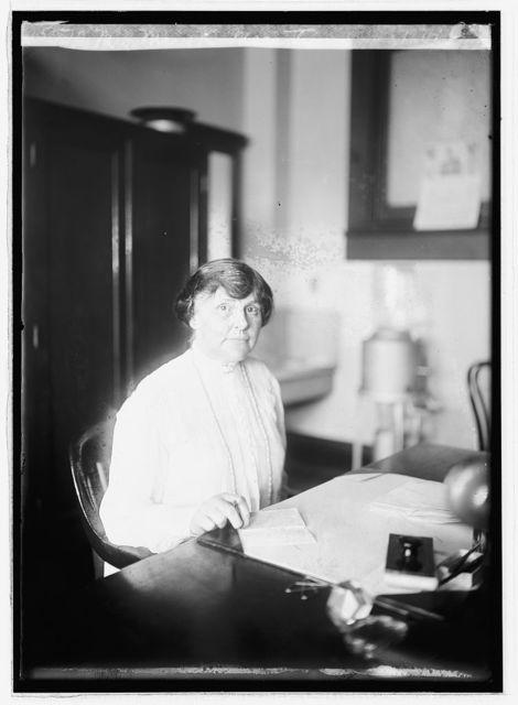Mrs. Mary K. Macarty, 7/25/[21]