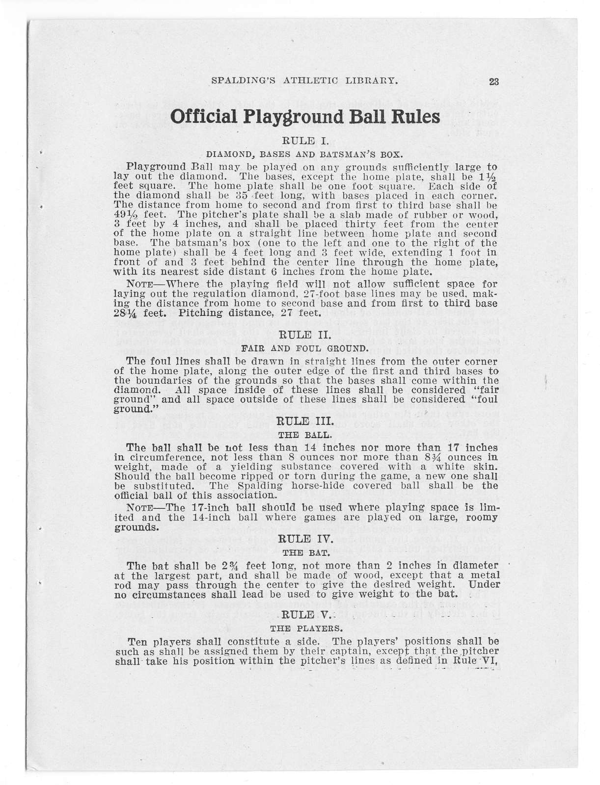 Official indoor base ball guide containing the constitution, 1921-1922