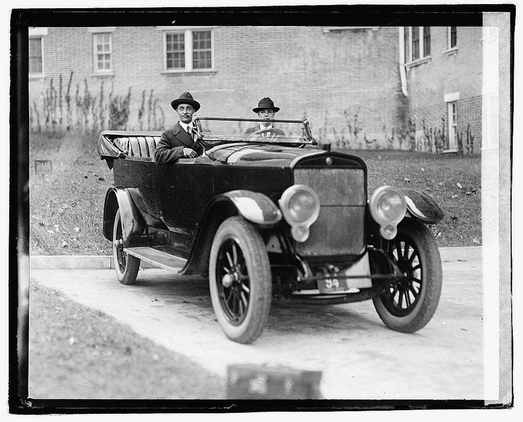 Penrose car, Simons & Dorsey