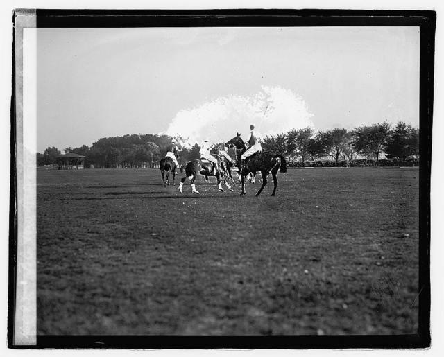 Polo War Dept. Greens & Camp Grant