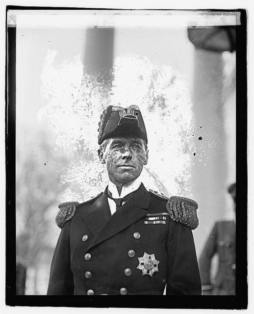 Rear Adm'l. Sir Alfred Emile Chetfield