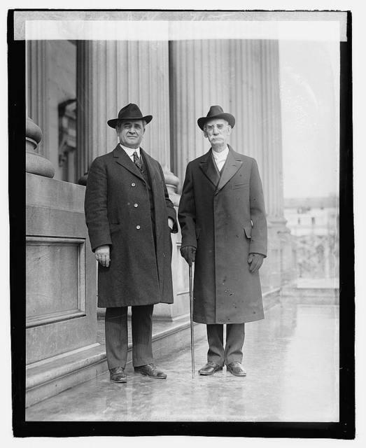 Rev. J. Shera Montgomery & Henry N. Conduc[?]