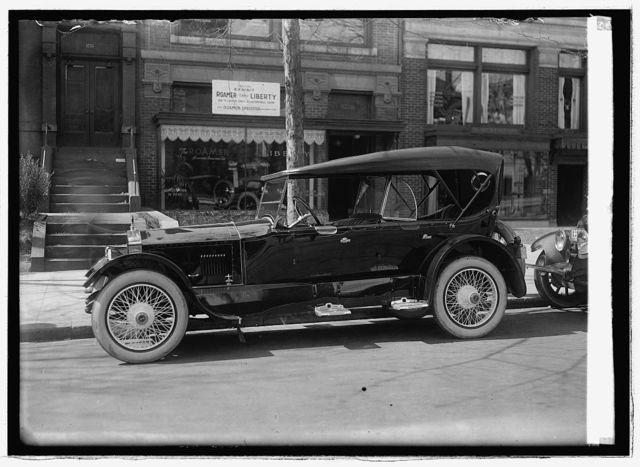 Roamer, 1921