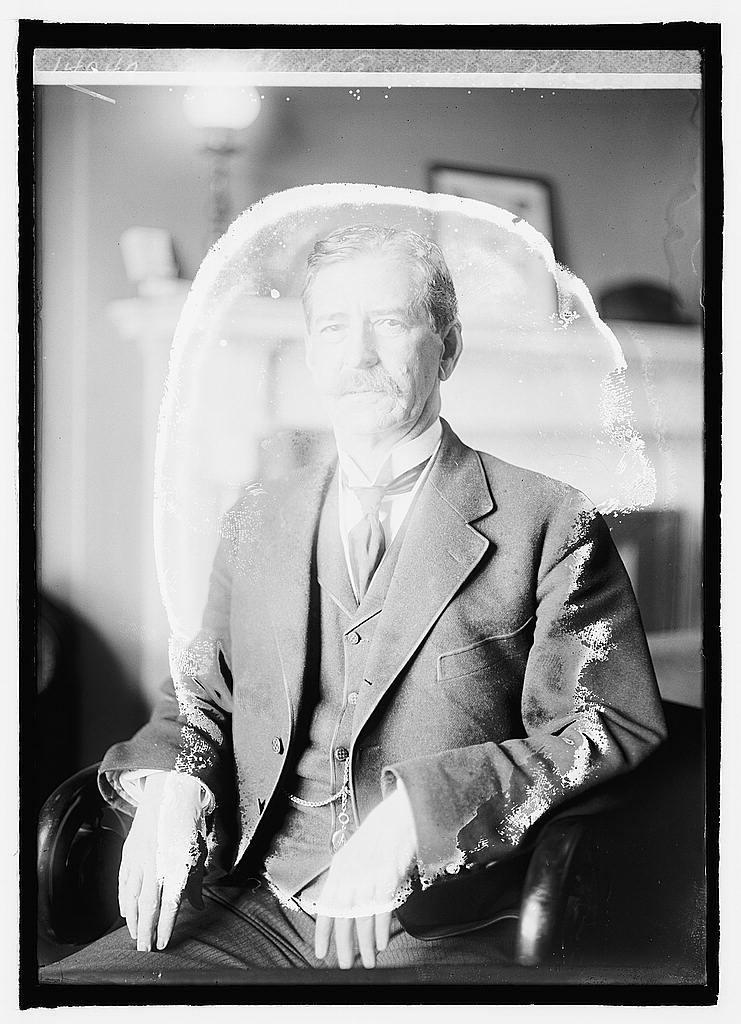 Sen. Claude A. Swanson of Va.